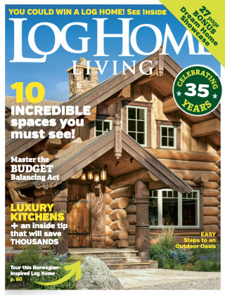 Log Home Living Jun-Jul 2018