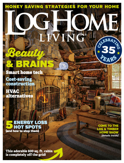 Log Home Living July 24, 2018 00:00