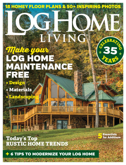 Log Home Living August 21, 2018 00:00