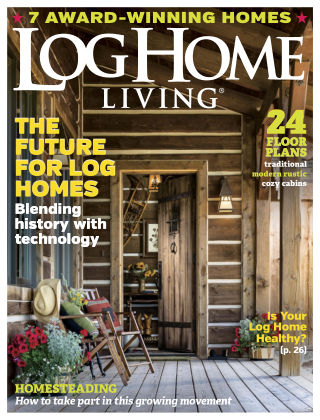 Log Home Living Mar 2019