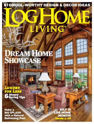 Log Home Living Jun-Jul 2019