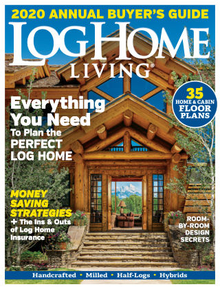 Log & Timber Homes Annual Buyers Guide