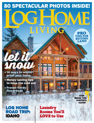 Log & Timber Homes Nov-Dec 2019
