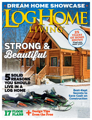 Log & Timber Homes Jan-Feb 2020