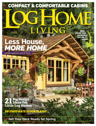 Log & Timber Homes Mar 2020