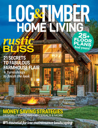 Log & Timber Homes Mar-Apr 2020