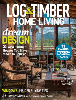 Log & Timber Homes May 2020