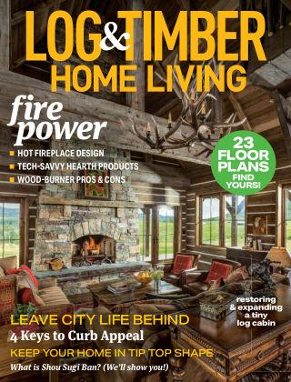 Log & Timber Homes Oct Nov 2020