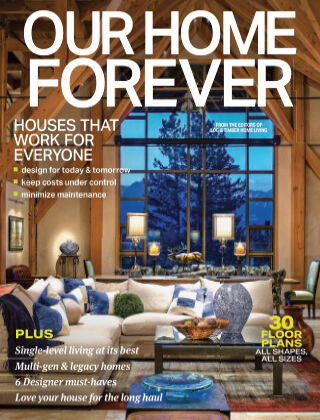 Log & Timber Homes Forever Home 2020