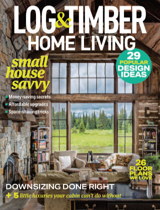 Log & Timber Homes Jan Feb 2021