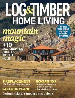 Log & Timber Homes Oct/Nov 2021