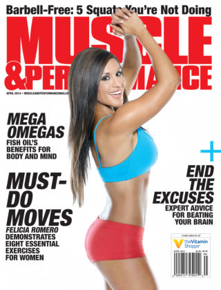 Muscle & Performance April 2014