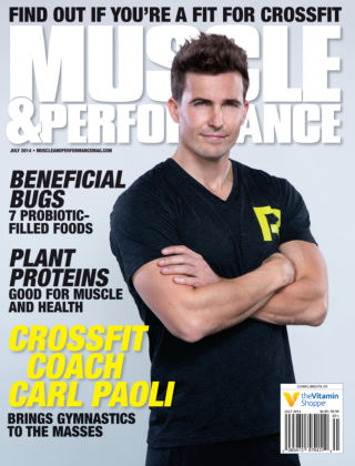 Muscle & Performance July 2014