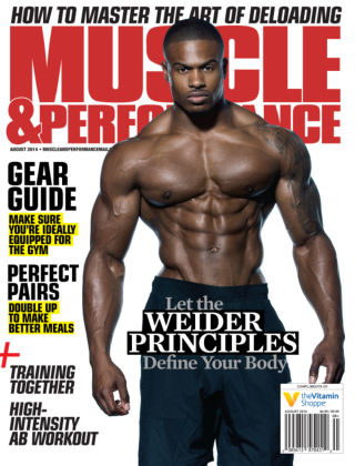 Muscle & Performance August 2014