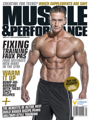 Muscle & Performance March 2015
