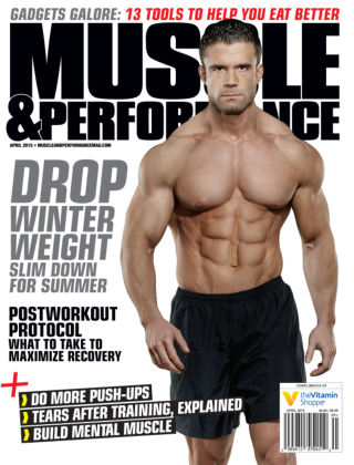 Muscle & Performance April 2015