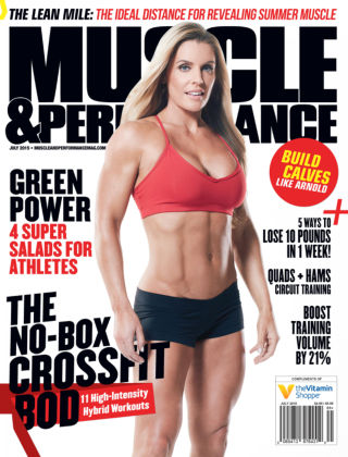 Muscle & Performance July 2015