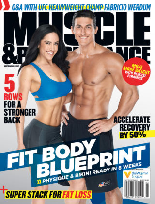 Muscle & Performance September 2015