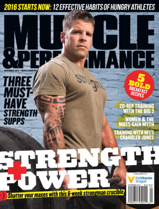 Muscle & Performance November 2015