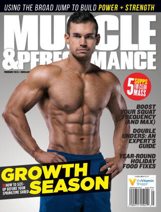 Muscle & Performance Feb 2016