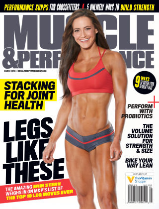 Muscle & Performance Mar 2016