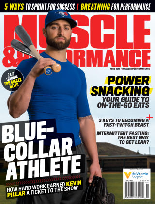 Muscle & Performance Apr 2016