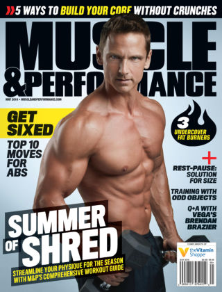 Muscle & Performance May 2016