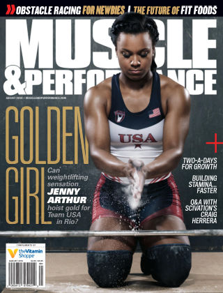 Muscle & Performance Aug 2016