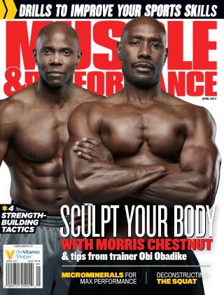Muscle & Performance Apr 2017
