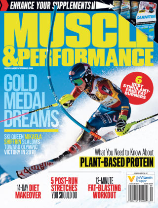 Muscle & Performance Jan 2018