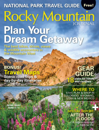 National Park Trips Annual 2014