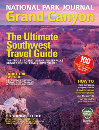 National Park Trips Grand Canyon Journal