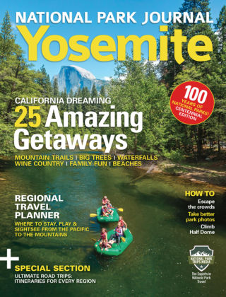 National Park Trips Yosemite Journal