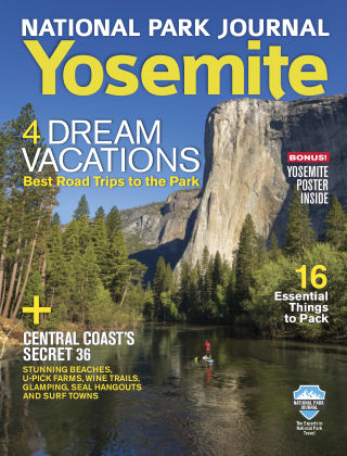 National Park Trips Yosemite Journal