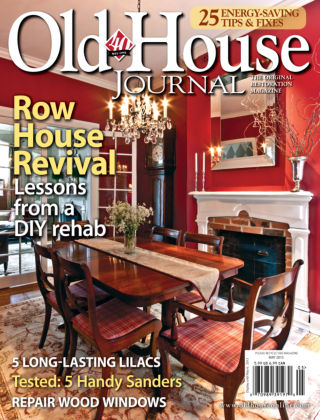 Old-House Journal April / May 2013