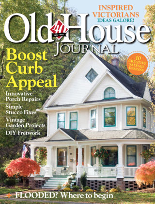 Old-House Journal Aug / Sept 2013
