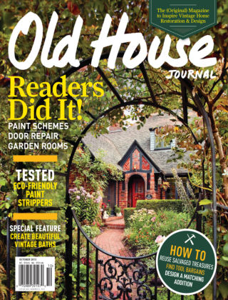 Old-House Journal October 2013
