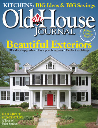 Old-House Journal June / July 2013