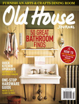 Old-House Journal Jan / Feb 2014