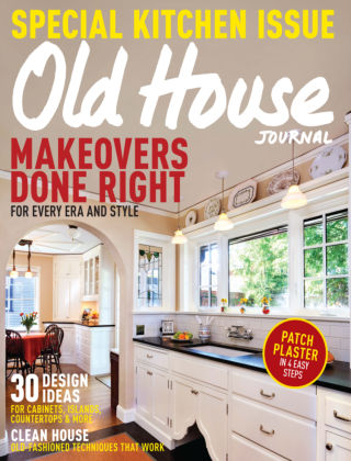 Old-House Journal April 2014