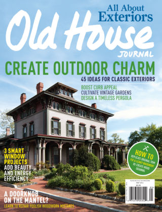 Old-House Journal May 2014
