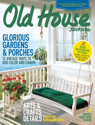 Old-House Journal June 2014