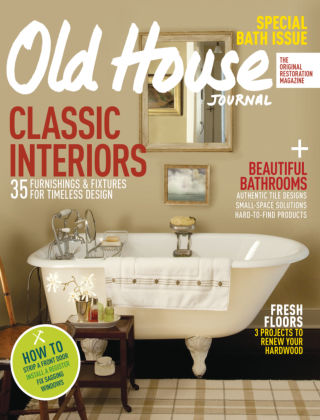 Old-House Journal September 2014