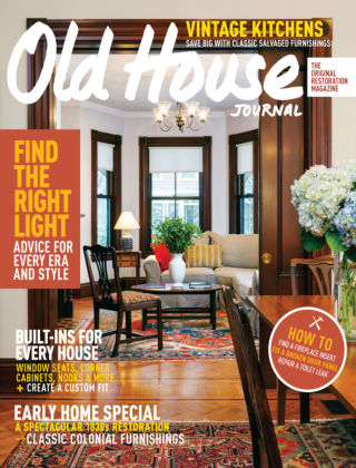 Old-House Journal October 2014