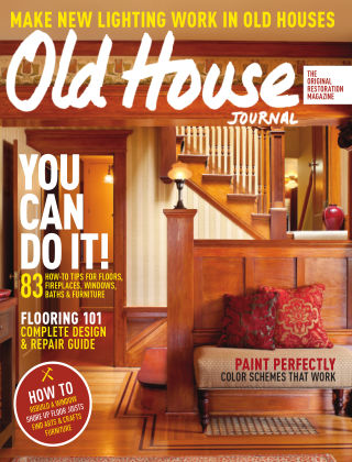 Old-House Journal December 2014