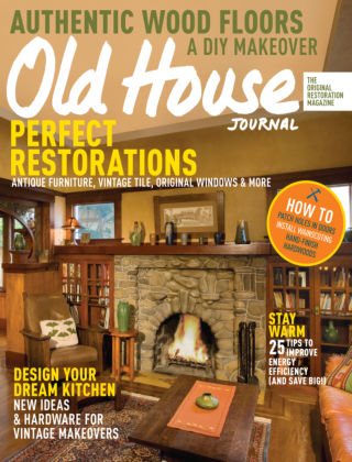 Old-House Journal Jan / Feb 2015
