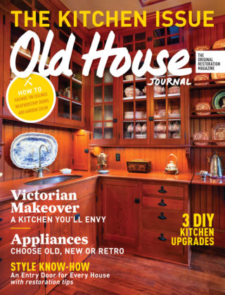 Old-House Journal March / April 2015