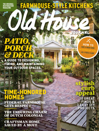 Old-House Journal May 2015
