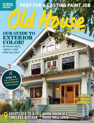 Old-House Journal June 2015