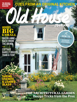 Old-House Journal July / August 2015